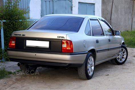 opel vectra 1990 1990 opel vectra a pictures information and specs