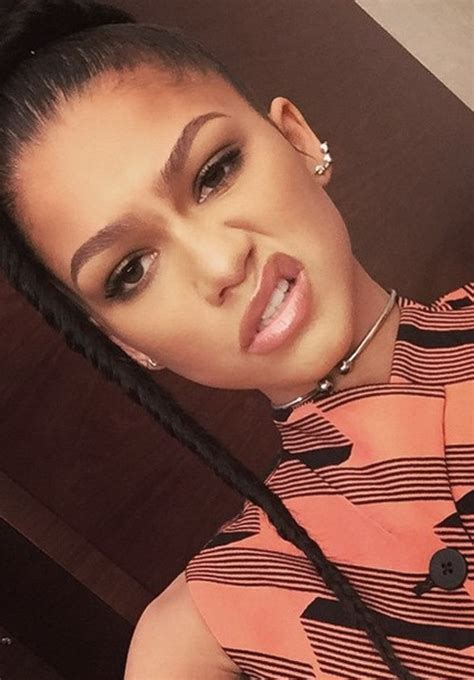 zendaya hairstyles braids celebrity fishtail braid hairstyles steal her style