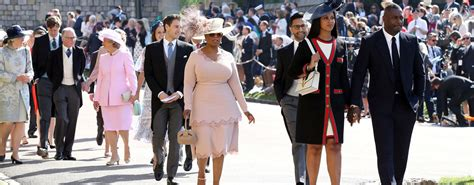 The Who Special Guests Live At The Royal Albert the best dressed guests at the royal wedding