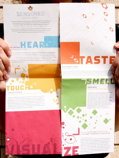 inspirasi desain brosur 40 contoh brosur keren untuk inspirasi desain
