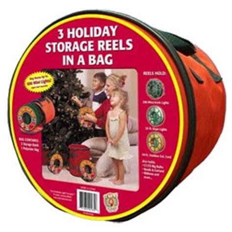 wrap n roll christmas light storage st nick s choice 92435 wrap n roll string light storage