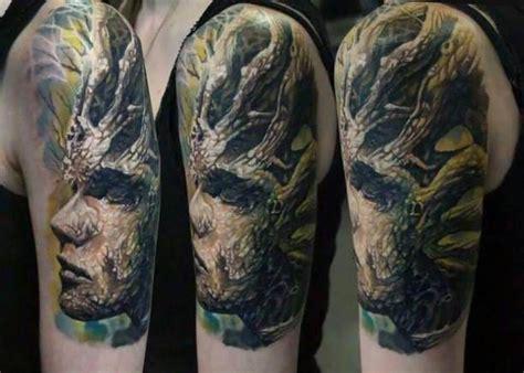 four color demons 120 best demons tattoos images on skull