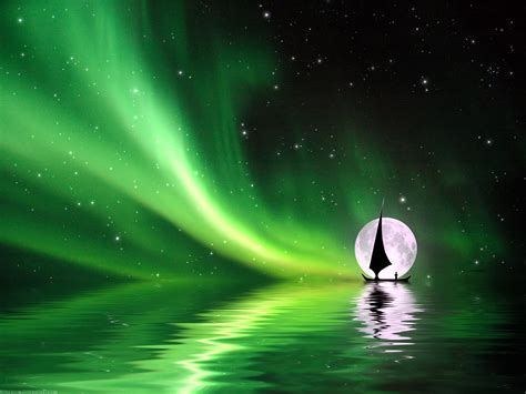 northern lights from space northern lights wallpaper free wallpapersafari