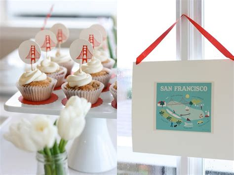 san francisco themed decorations san francisco theme ideas