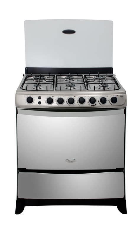 cocina whirlpool whirlpool per 250 cocinas 6 quemadores