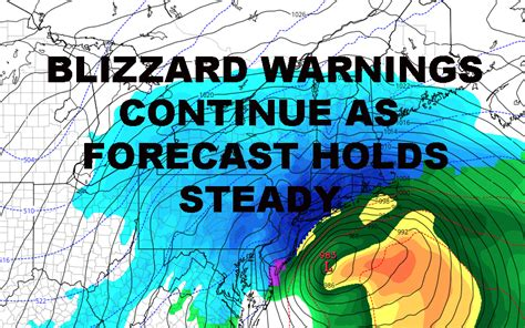 blizzard predictions 2017 nyc blizzard forecast holds steady nyc weather now