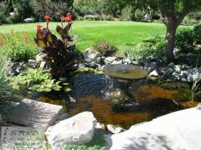 Patio Ponds And Fountains by Backyard Ponds And Fountains Outdoor Furniture Design