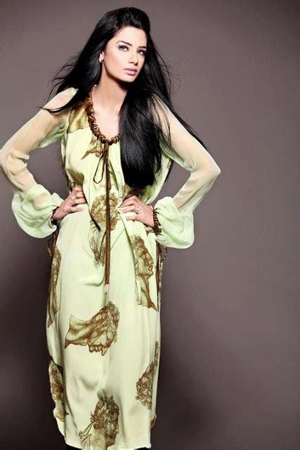 Rabiya Dress Black by Charm Casual Collection 2012 By Rabiya Mumtaz Rabiya