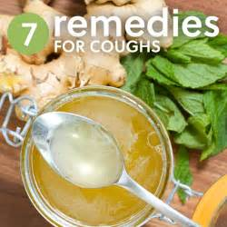 7 natural cough remedies that really work
