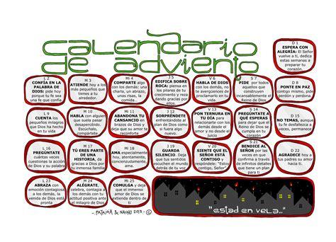 Calendario De Adviento Calendario De Adviento 2013 Rojo Odres Nuevos