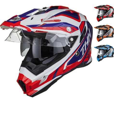 motocross helmet thh tx 27 3 tourer motocross helmet helmets