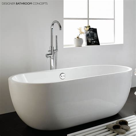 bathroom image venice designer freestanding bath br63