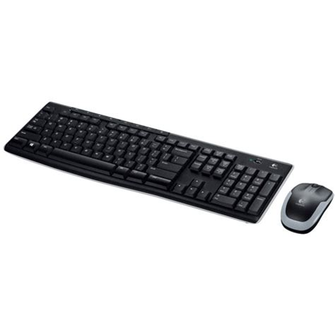 Keyboard Logitech Mk270 Logitech Mk270 Wireless Combo Keyboard And Mouse