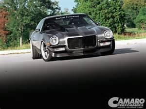 1971 Chevelle Ss Interior 1972 Chevrolet Camaro Camaro Performers Magazine