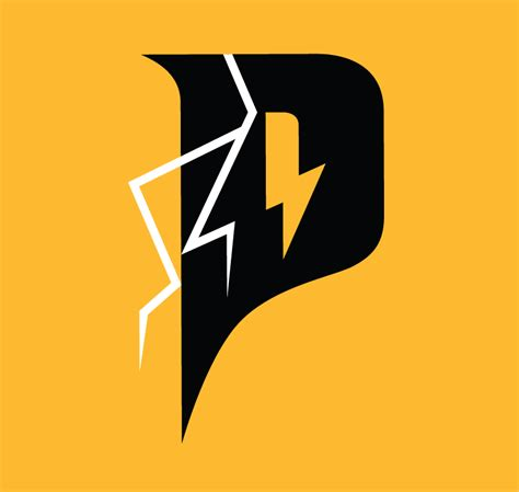 Logo Power Iron pittsburgh power 2011 2014 alternate logo iron on stickers 2