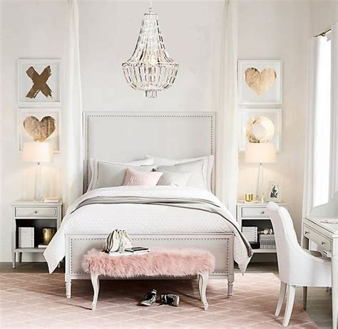 light pink and cream bedroom 23 gorgeous ideas to design a glam bedroom digsdigs