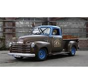 Opel T&252ftler Chevy Pick Up