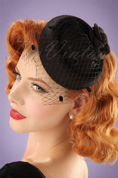1940 S Vintage Wedding Hairstyles Top by Vintage Inspired 1940s Style Hats For