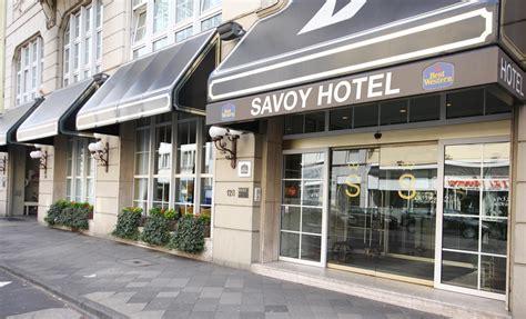 best western savoy best western savoy hotel duesseldorf