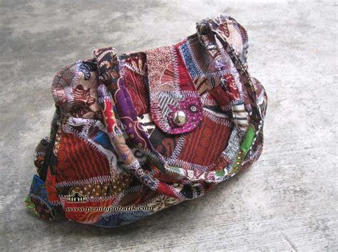 Tas Selempang Motif Sederhana Cocok Untuk Santai tas santai pendopo batik