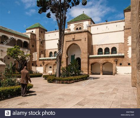 royal casa the royal palace casablanca morocco stock photo royalty