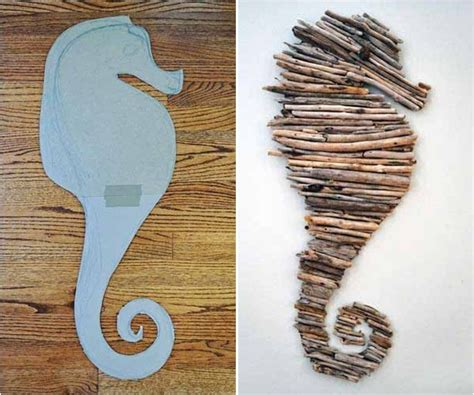 Cottage Bedroom Decor diy driftwood decor ideas for a sea inspired home decor