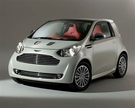 Who Makes Aston Martin Cars by Aston Martin Cygnet City Car Makes Official Appearance