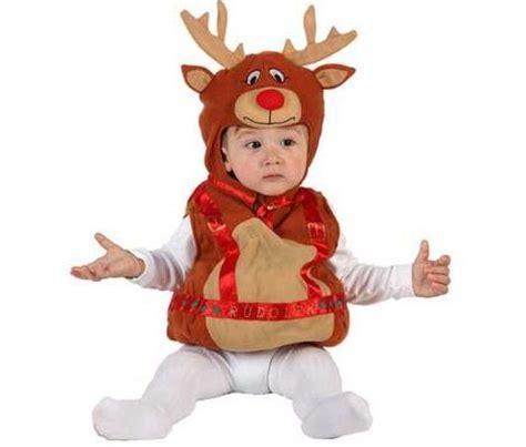 disfraz casero de navidad disfraz beb 233 navidad imagui