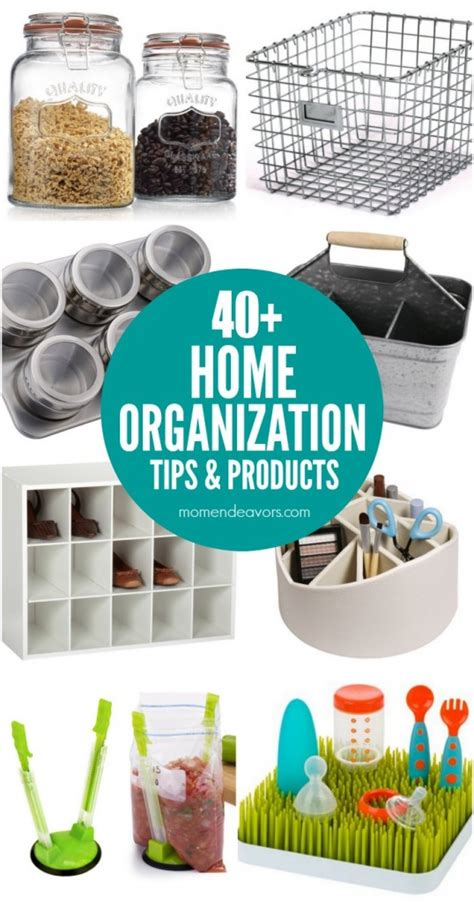 home organization products 40 best home organization tips products