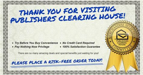 Pch Sweepstakes Rules - publishers clearing house winning is just the beginning