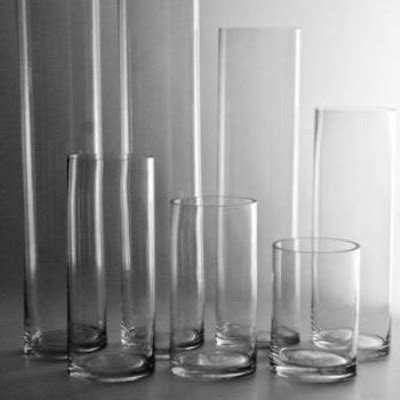 Clear Glass Vases In Bulk by Glass Vases Wholesale Flowers And Supplies