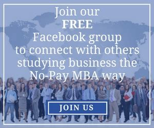 No Pay Mba by No Pay Mba No Pay Mba