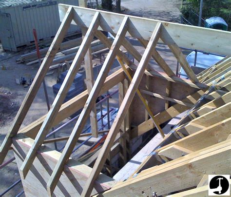 Building Dormers Step By Step building a loft conversion or attic