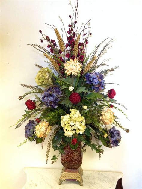 silk flower arrangements for dining room table silk floral arrangements for dining room table floral
