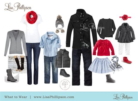 clothing idea for holiday family pictures 187 lisa