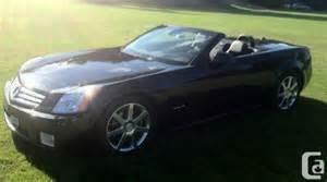 Hardtop Convertible Cadillac 2004 Cadillac Xlr Hardtop Convertible For