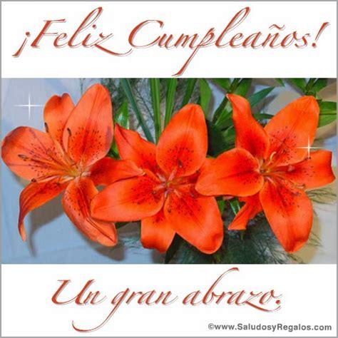 imagenes feliz cumpleaños amiga flores tarjetas de feliz cumpleanos con flores desmotivaciones
