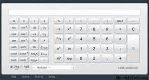 Free Online Calculator by Top 5 Free Online Scientific Calculator