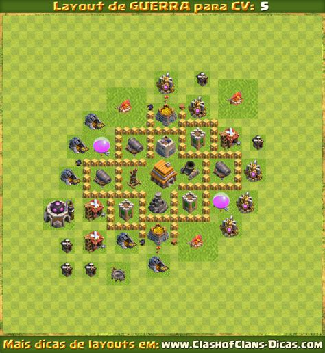 video de layout cv 5 layouts para cv5 em guerra clash of clans dicas gemas