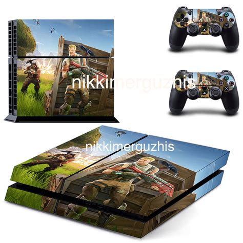 prezzo console ps4 fortnite ps4 ps4 slim xbox one console skin decal
