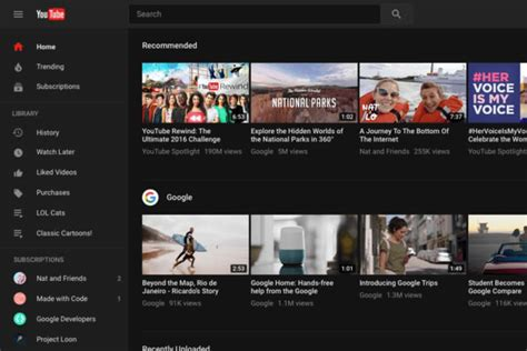 layout youtube mobile what youtube s new site design might mean for you