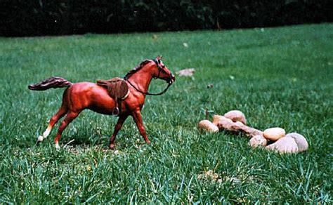 supplies needed making model horse tack saddles