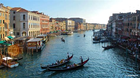 pictures of pictures of canal grande photo gallery of venice italy
