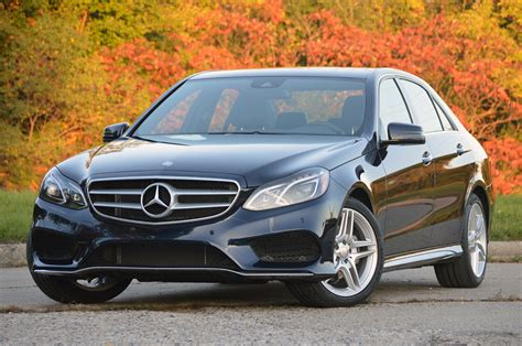 2014 mercedes e350 4matic sedan review photo gallery