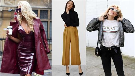 fashion styles pinterest these fashion trends will be huge in 2018 according to