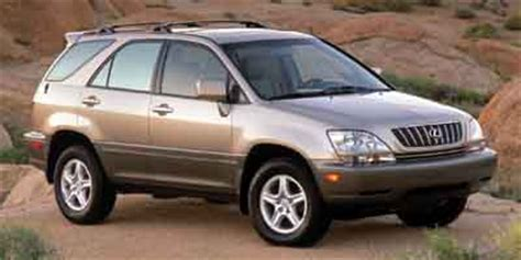 toyota lexus 2002 model 2002 lexus rx 300 pictures photos gallery the car connection
