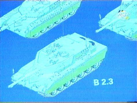 Resita Leopart de la tancul tr 125 la tr 2000 proiecte ingropate