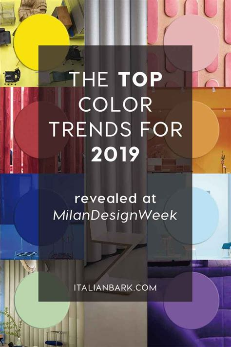 color interiors interior trends interior trend 2019 colorful interiors