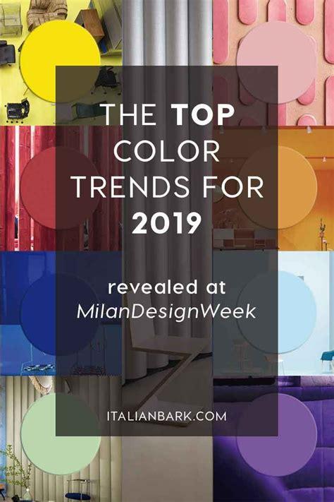 interior color interior trends interior trend 2019 colorful interiors