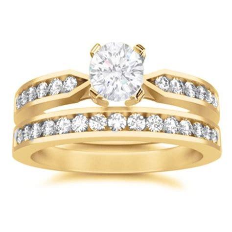 Affordable Sets by Affordable Wedding Ring Set On Jeenjewels